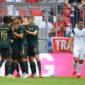 Bayern München estrenó su nueva camiseta goleando a Bochum. Foto: Imago.