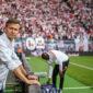 El inicio de Jesse Marsch en el RB Leipzig no es el deseado. ¿Habrá una mejoría o tambalea su puesto? Fuente: Imago Images