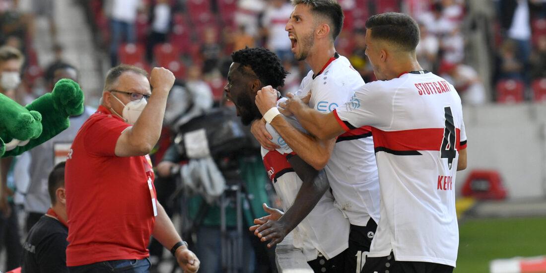 Stuttgart no ha tenido el mejora arranque en la Bundesliga y analizamos cada posible causa de esto. Foto: Imago.