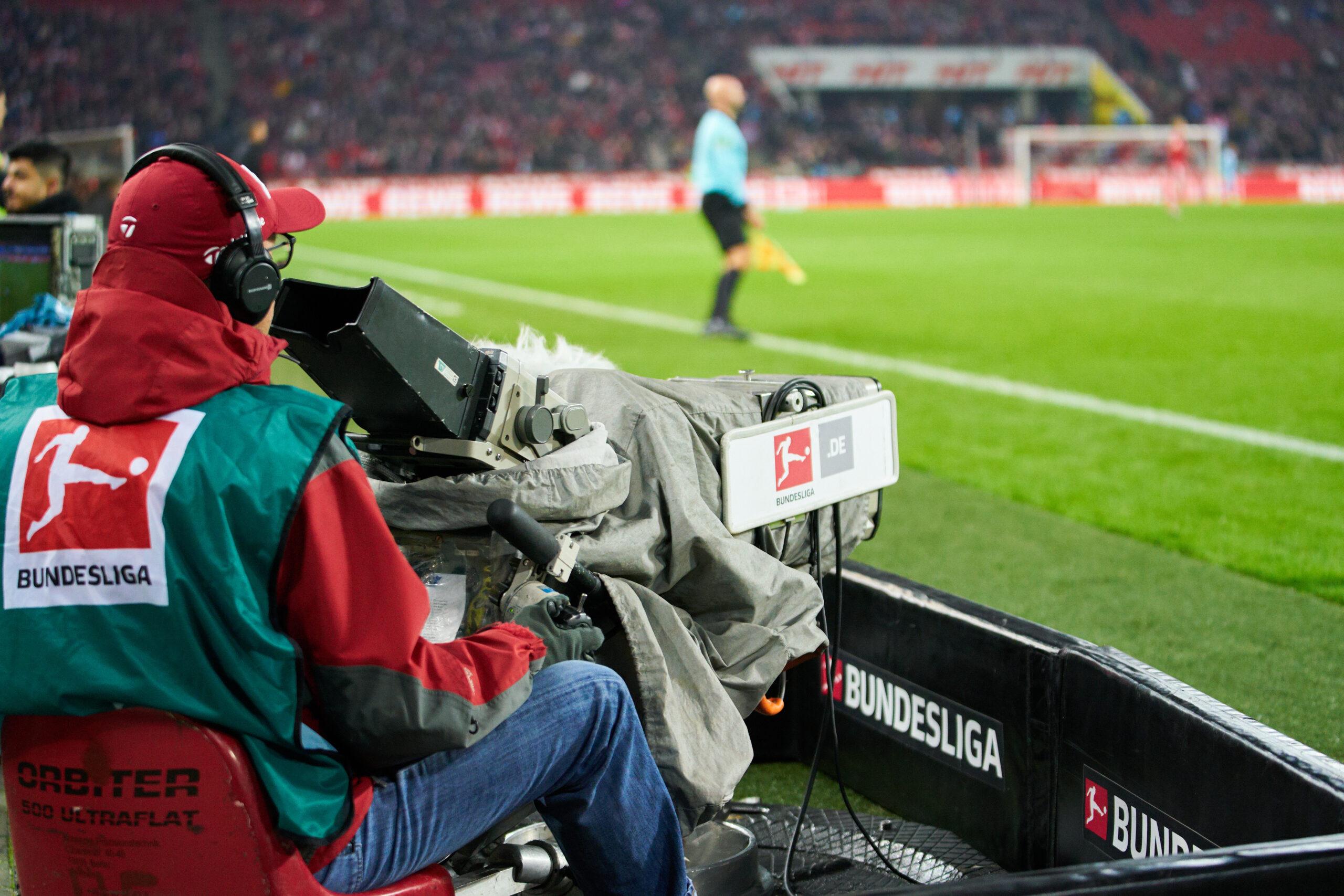 La Bundesliga sigue innovando sus transmisiones. Foto: Imago.