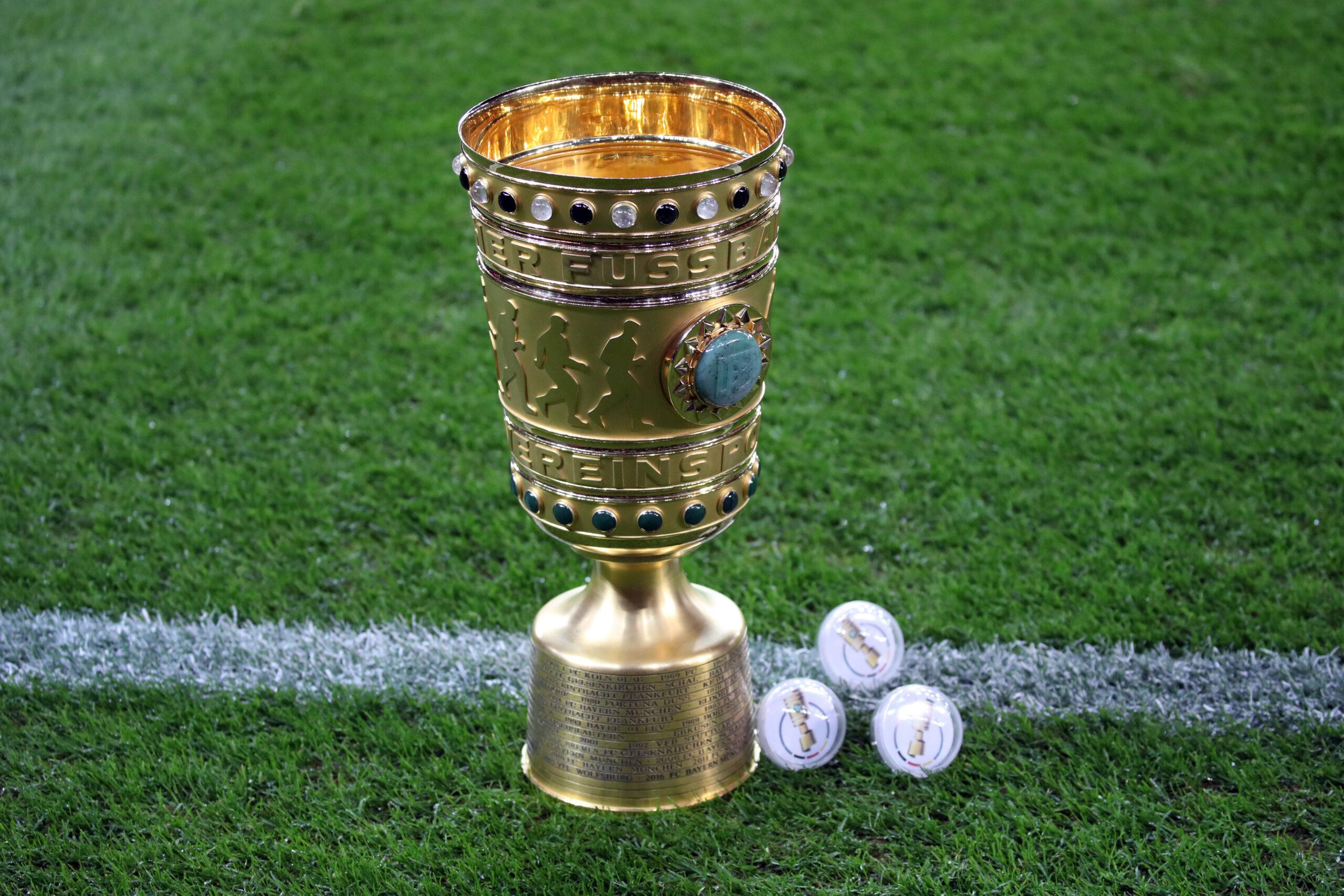 Sigue la Pokal, el torneo del 'KO' por excelencia en Alemania. Foto: Imago