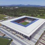 El nuevo estadio de SC Freiburg. Foto: Imago.