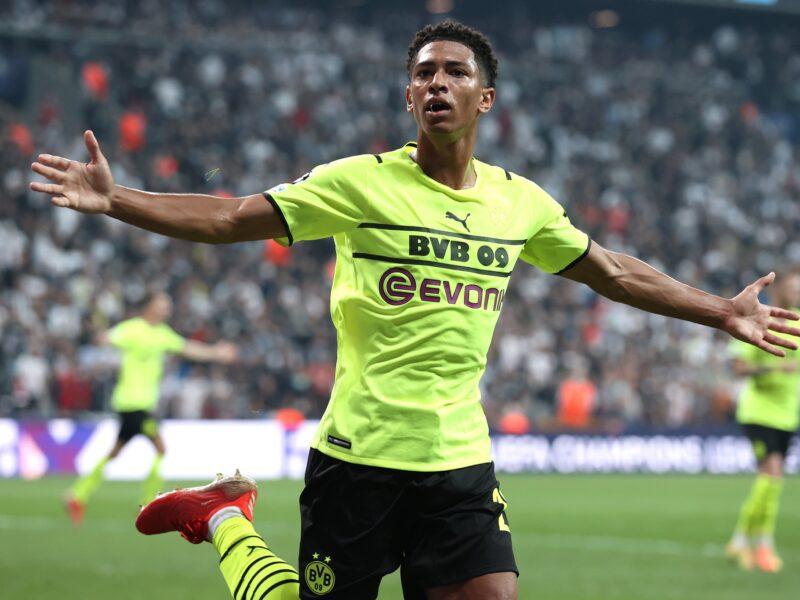 La camiseta de la controversia en Dortmund