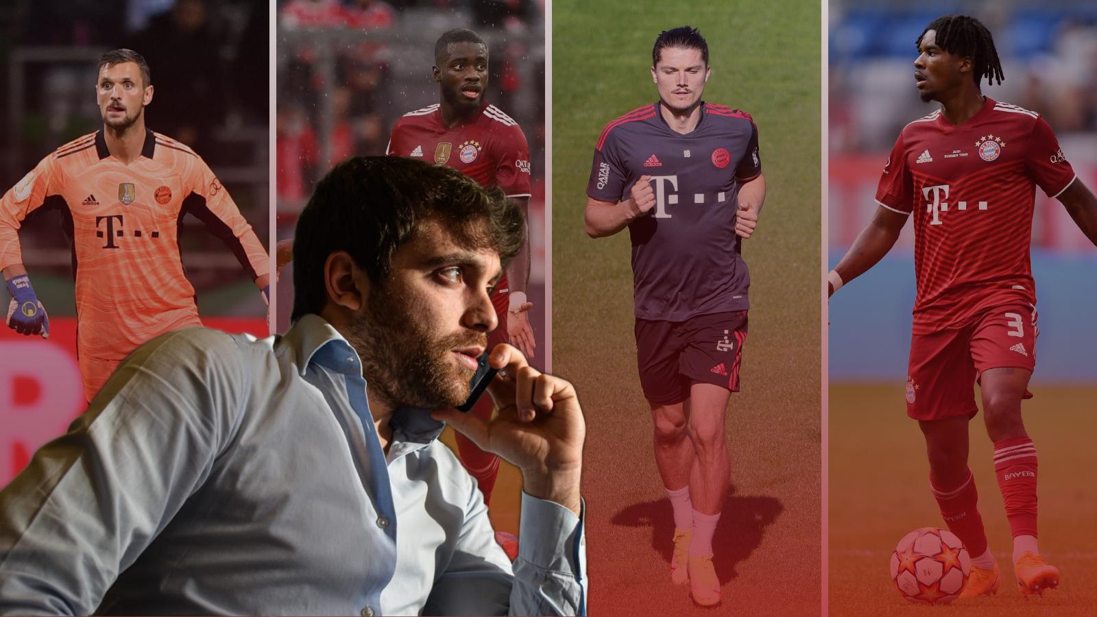 Fabrizio Romano se evaluó de forma positiva el mercado de FC Bayern München. Foto: Imago.