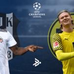 Besiktas y Borussia Dortmund se ven las caras en el arranque de la Champions League.