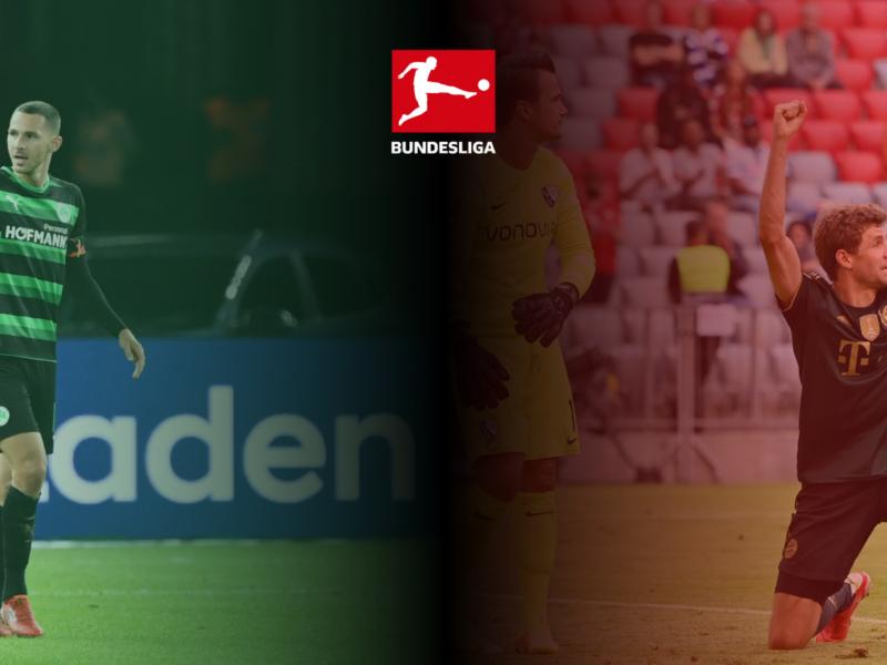 Bayern llega con muchas dudas en su plantilla de cara a Greuther Fürth. Fotos: Imago.
