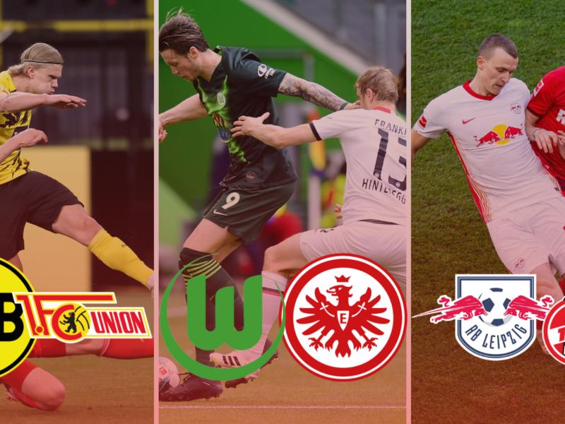 Mi Bundesliga te trae los tres partidos más destacados de la jornada 5 de Bundesliga. Fotos: Imago.