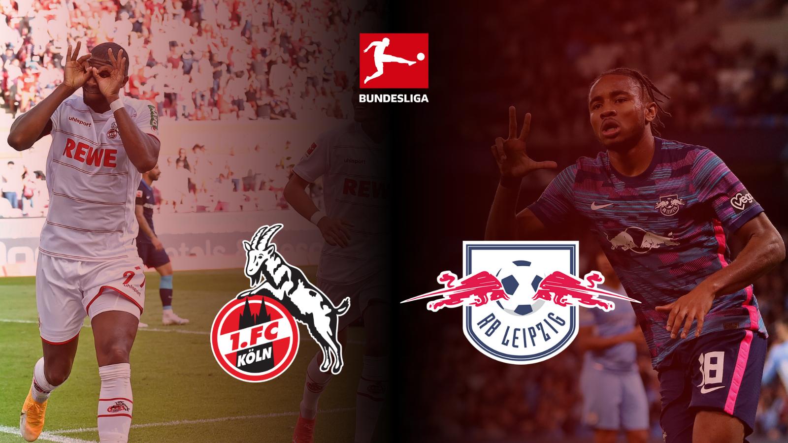 RB Leipzig necesita ganar y FC Köln sueña con escalar en la tabla de posiciones. Foto: Imago.