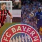 Wirtz y Rüdiger, los dos deseos del Bayern.
