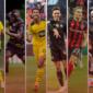 Estos son los ocho futbolistas de la Bundesliga que competirán por el Golden Boy. Foto: Imago.