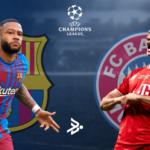 Barcelona y Bayern München, el gran duelo de la jornada en la UEFA Champions League. Foto: Imago.