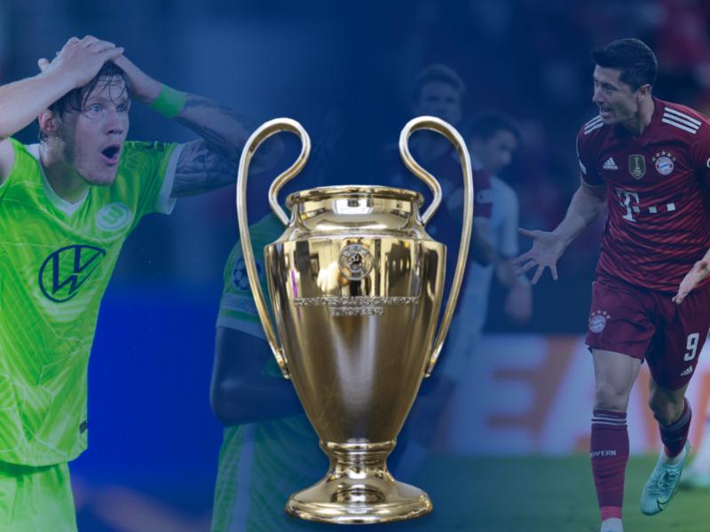Destinos dispares para Bayern y Wolfsburg en esta segunda jornada de Champions League