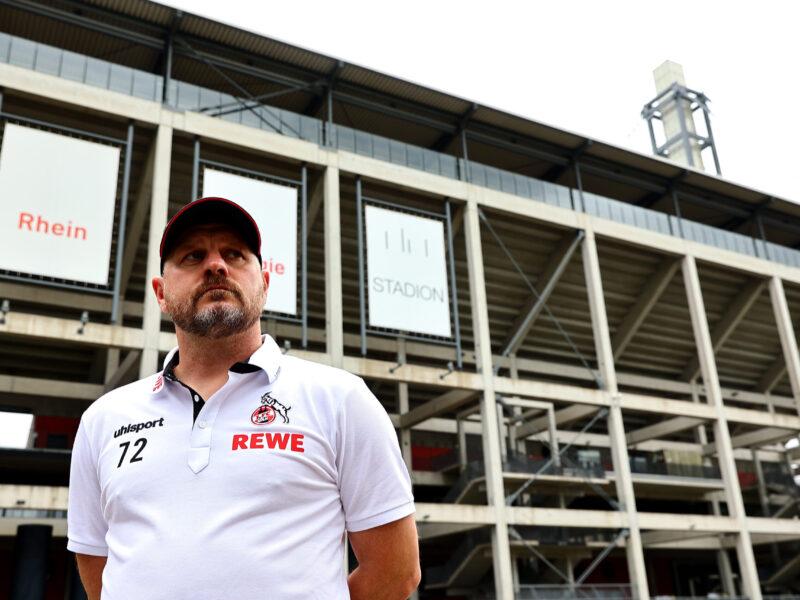 Steffen Baumgart ha cambiado todo en FC Köln. Foto: Imago.