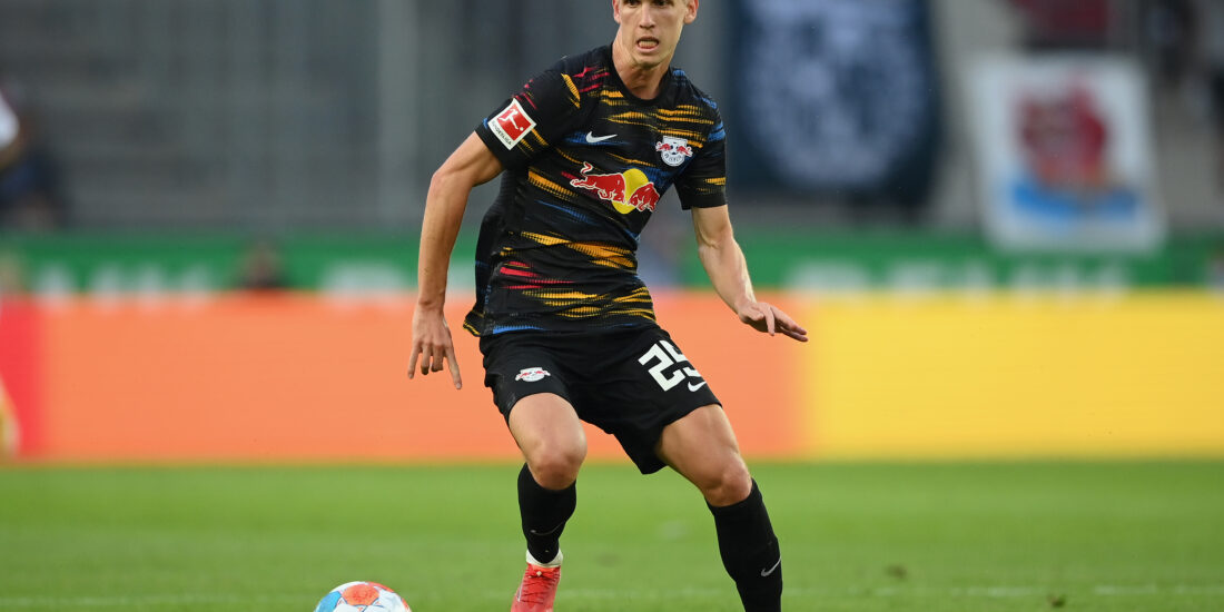 Dani Olmo se gana pretendientes fuera de Alemania. Foto: Getty Images