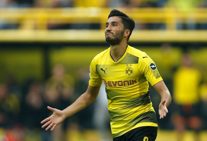 Nuri Sahin, un jugador muy querido en Borussia Dortmund.