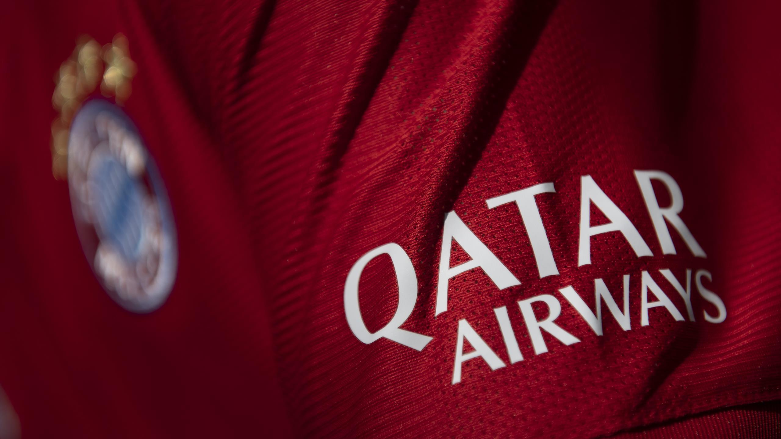 La relación de FC Bayern München y Qatar Airways podría llegar a su fin.