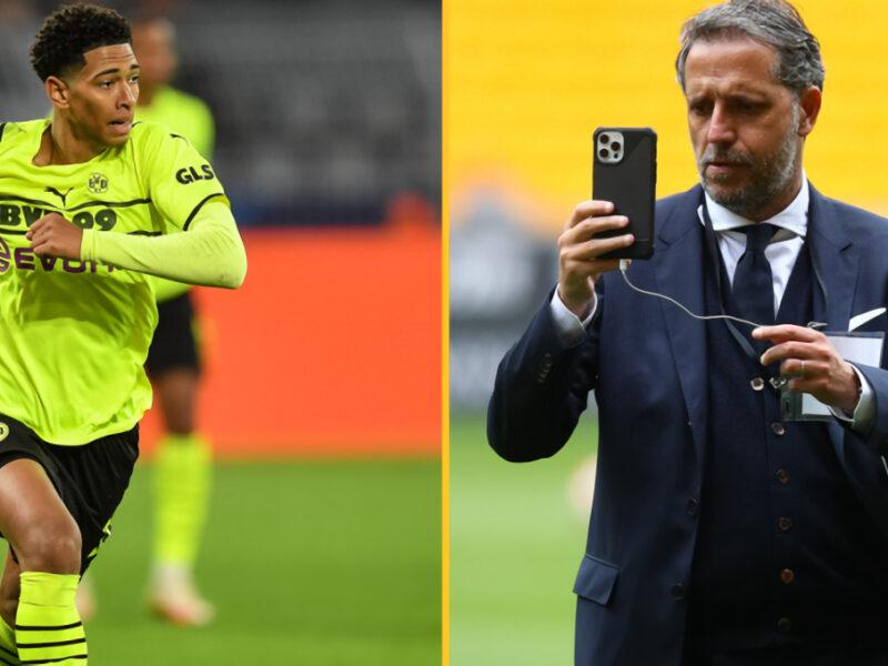 "Revelan que la Juventus estuvo ""a un paso"" de fichar a Jude Bellingham. Foto: Twitter @FootballJOE"