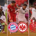 Estos son los partidos destacados de la Jornada 7 de Bundesliga. Foto: Imago.