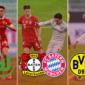 Estos son los más destacados de la jornada 8 de Bundesliga. Fotos: Getty Images.