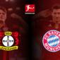 Bayern y Leverkusen se ven las caras para definir el liderato de la Bundesliga. Fotos: Getty Images.