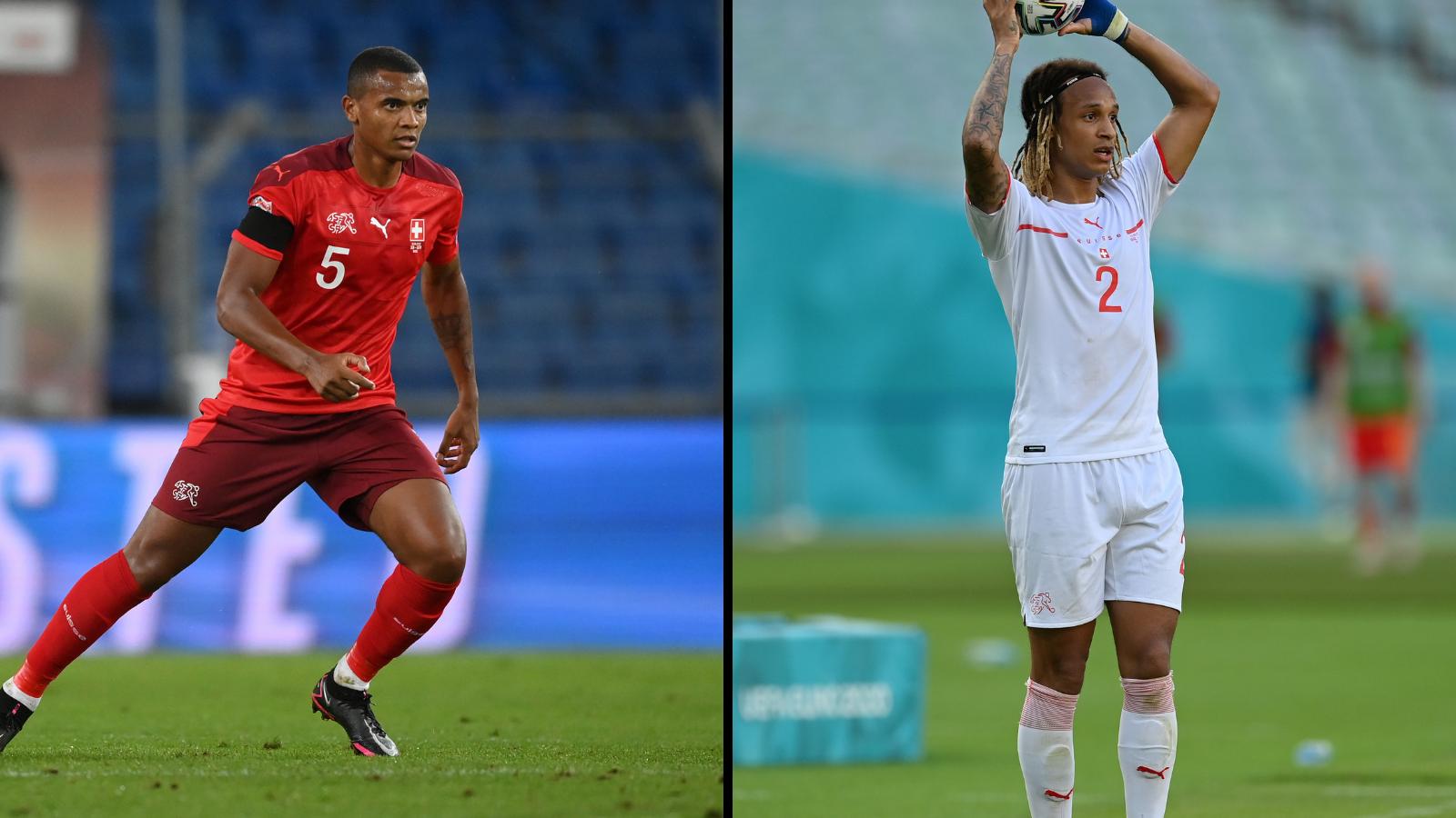 """Akanji y Mbabu, los nuevos contagiados por el """"virus FIFA"""""""