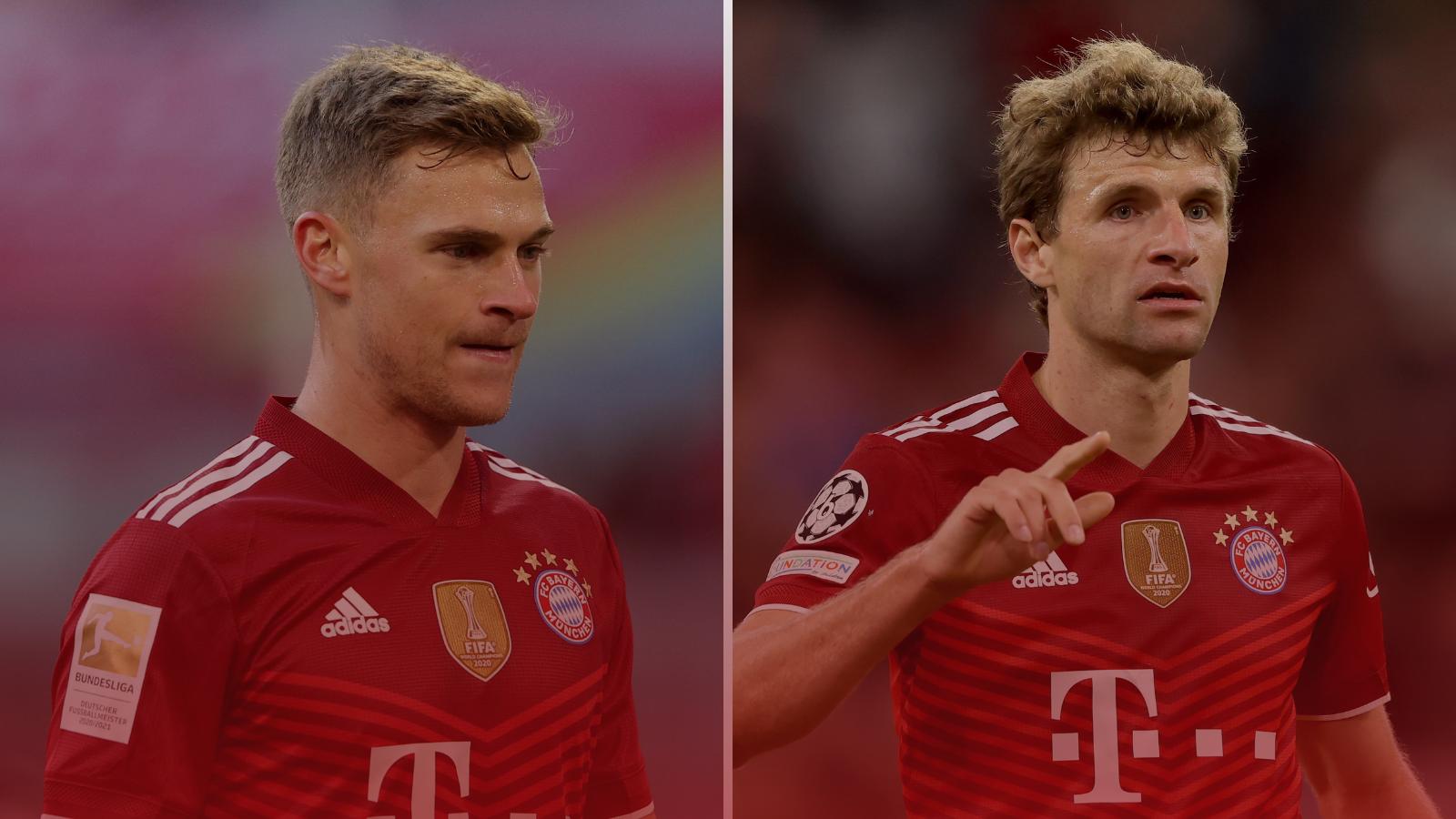 Kimmich y Müller, las dos opiniones sobre la vacuna en FC Bayern.