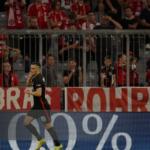 Kostic, verdugo en la primera derrota del año para el FC Bayern.