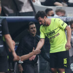 Hummels sigue sin encontrar su mejor forma desde su lesión. Foto: Getty Images