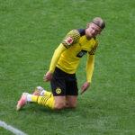 Erling Haaland otra vez de baja en Borussia Dortmund. Foto: Imago.