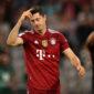 Lewandowski no está tan cómodo en Múnich como antes. Foto: Getty Images