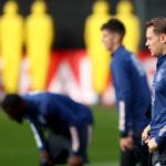 Manuel Neuer con molestias físicas se perderá el partido entre Alemania y Rumania. Foto: Getty Images.