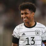 Karim Adeyemi en la lista de Bayern München, Borussia Dortmund y RB Leipzig. Foto: Imago.
