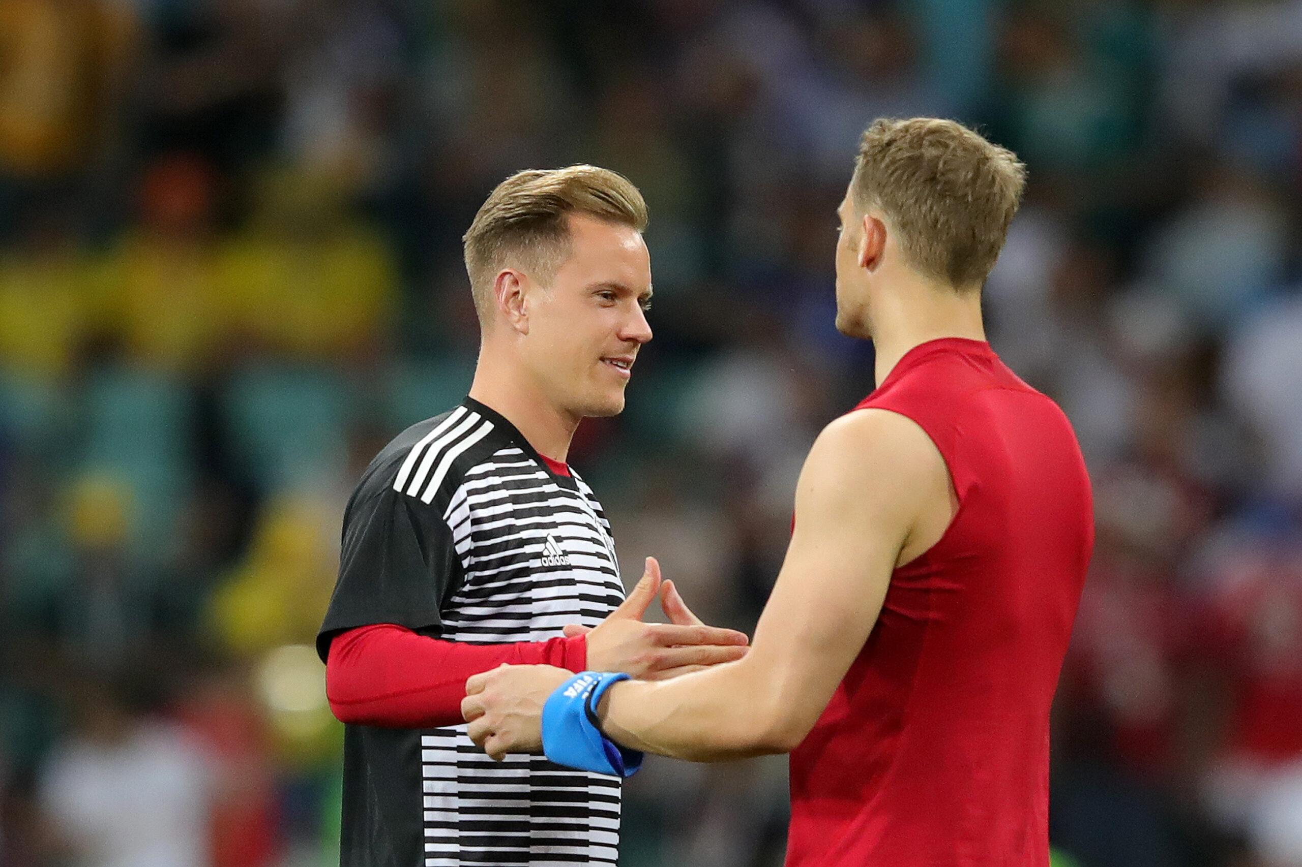 La polémica entre Neuer y ter Stegen está a la orden del día. Foto: Getty Images.
