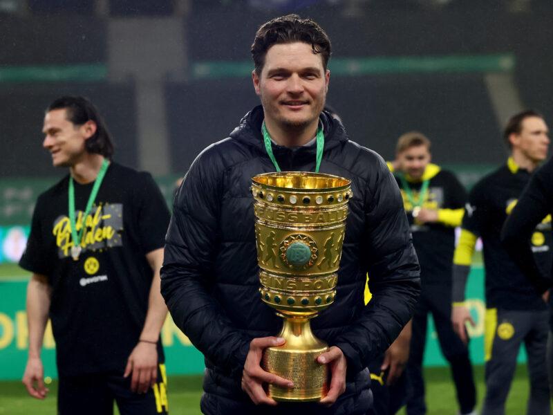 Edin Terzic sería el elegido en Hertha BSC. Foto: Imago.